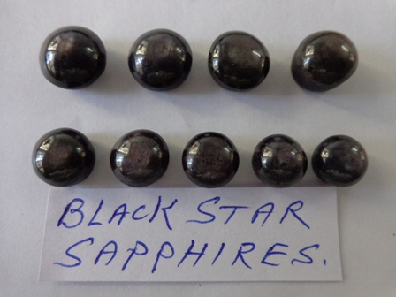 Star Saphire Black 6 Ray