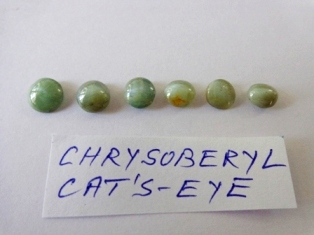 Chresoberyl Cat-s eye