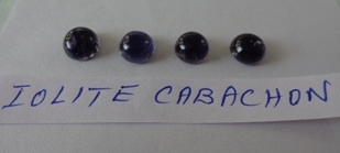Iolite Cabochons