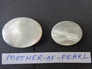 Pearl-mother of pearl Milky